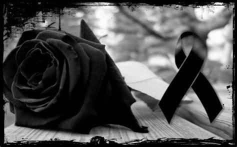 Imágenes De Moños De Luto Con Rosas Para Perfil