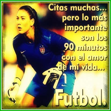 imagenes de mujeres futbolistas con frases   Imagenes De ...