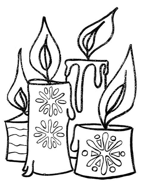 Imagenes de Navidad para Colorear - Dibujos Navideños