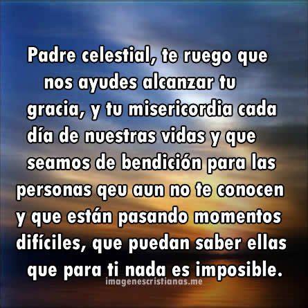 Imagenes De Oracion Cortas A Dios   Imagenes Cristianas ...