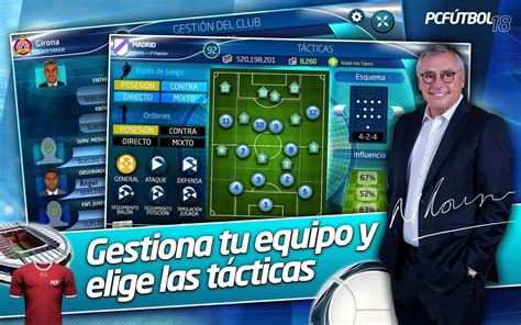 Imágenes de PC Fútbol 2018 para Android   3DJuegos