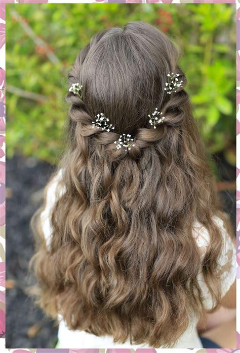 imágenes de peinados para primera comunión | Peinados ...