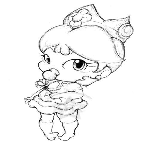 Imagenes De Princesas Bebes Para Pintar E Imprimir ...