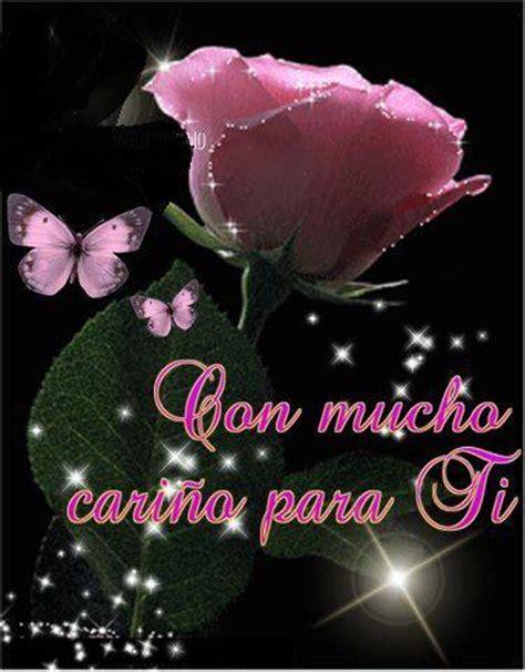 Imágenes de rosas con frases con cariño para ti | Imagenes ...