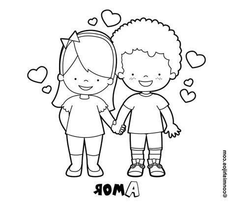 Imágenes de San Valentin para colorear   DibujoDe ????????????
