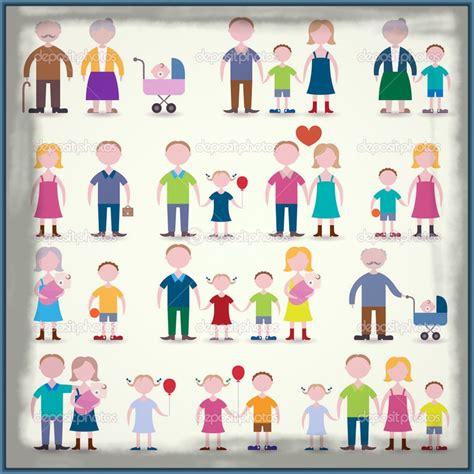 imagenes de tipos de familia para niños Archivos ...