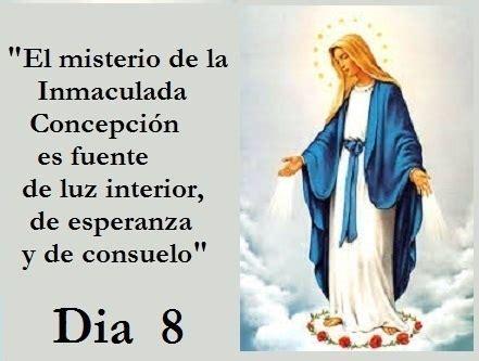 Imágenes del Día de la Inmaculada Concepción de María con ...