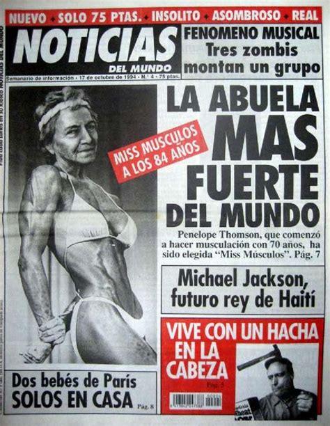 Imagenes del Periodico Sensasionalista - Taringa!