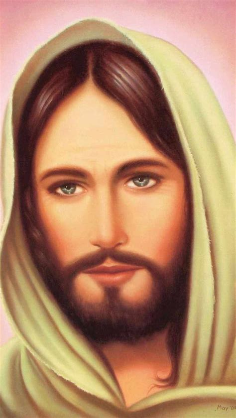 Imagenes Del Rostro De Jesus Pictures to Pin on Pinterest ...