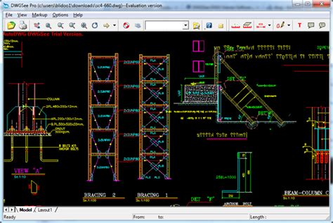 Imágenes DWGSee DWG Viewer Pro