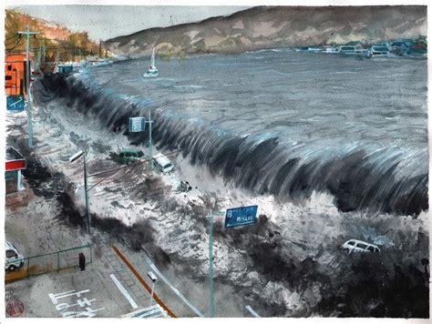 IMAGENES ETHEL: imagenes del terremoto en Peru y maremoto ...