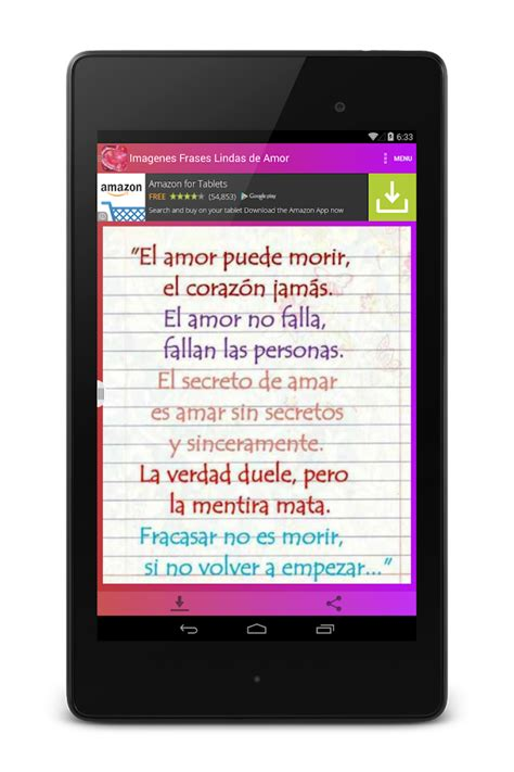Imagenes Frases Lindas de Amor - Android Apps on Google Play