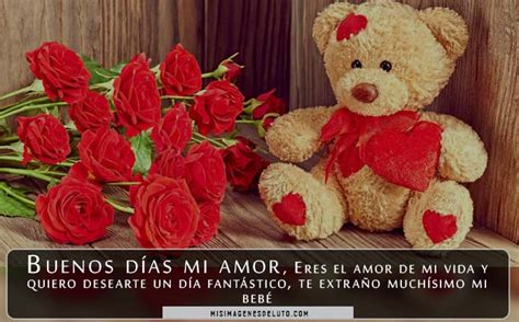 Imágenes, Frases Y Mensajes Bonitos De Buenos Días De Amor