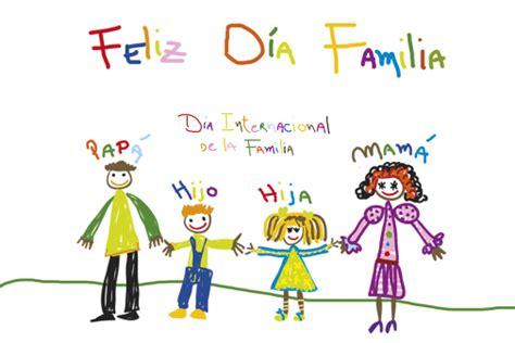 Imágenes, frases y mensajes de Feliz Día de la Familia ...