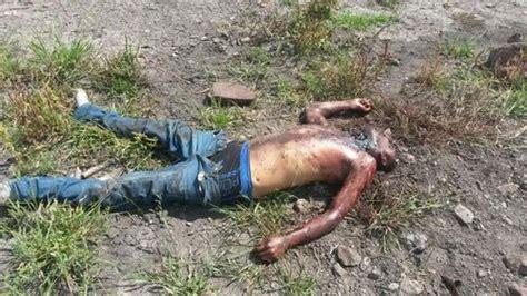 Imágenes fuertes de ejecutados por Cártel Jalisco Nueva ...