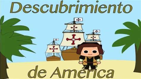 Imágenes infantiles del descubrimiento de América para ...