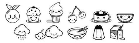 Imágenes kawaii para colorear: Bonitos dibujitos animados ...