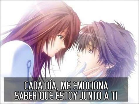 Imagenes Mas Bonitas De Anime Con Lindas Frases De Amor ...