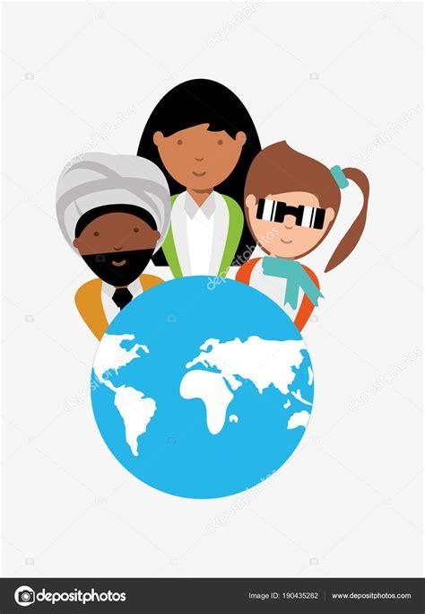 Imágenes: personas de diferentes culturas | Personas y el ...