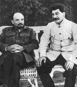 IMAGENES | REVOLUCION RUSA: LENIN Y STALIN