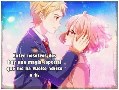 imagenes romanticas de animes con frases Archivos ...