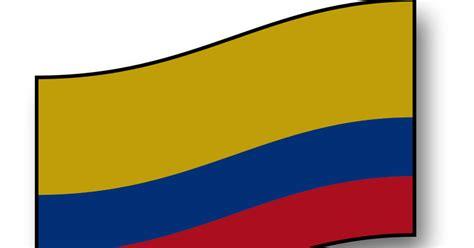 imagenes sin copyright gratis bandera de colombia ondeando ...