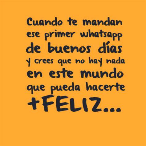 Imágenes tiernas con Frases de Buenos Días para WhatsApp ...