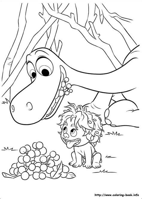 Imagenes Un Gran Dinosaurio para colorear | Arlo ...