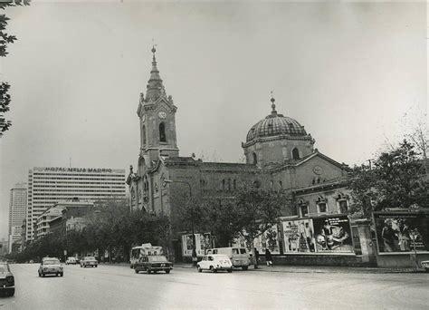 Imágenes únicas del Madrid antiguo