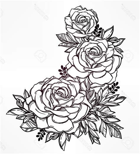 Imágenes y dibujos para colorear de rosas   Imagenes de ...
