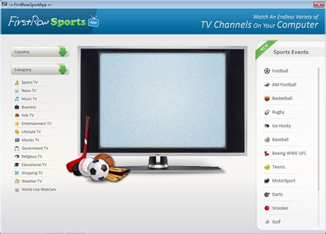 Images: First Row Sports Live Streaming,   best games resource