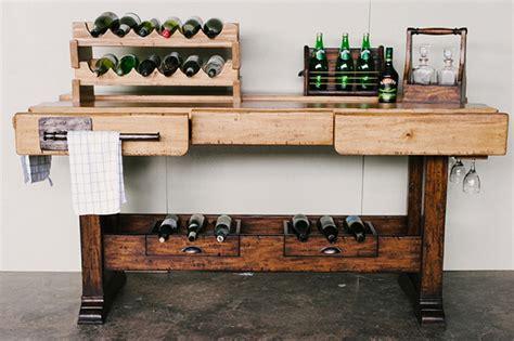 Imagínate estas 10 mesas de carpintero decorando tu casa ...