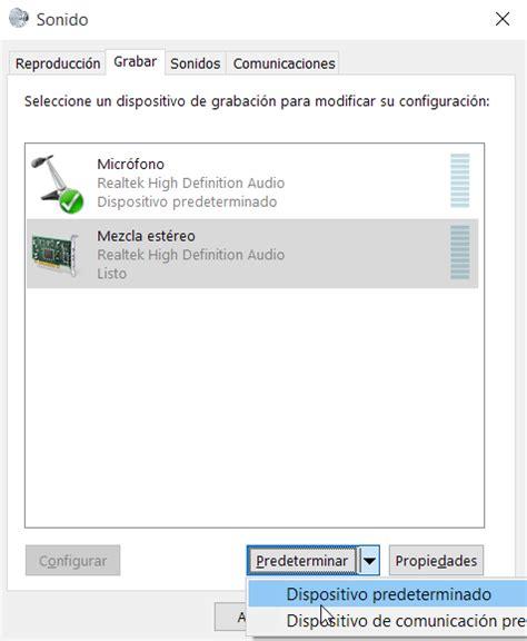 imahginable: Grabar sonidos del altavoz en Windows 10, 7 y 8