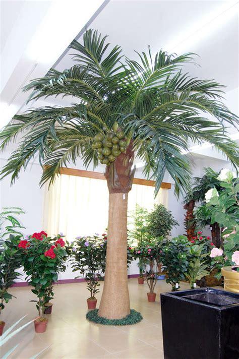 Imitação de alta na venda coqueiro artificial, as árvores ...
