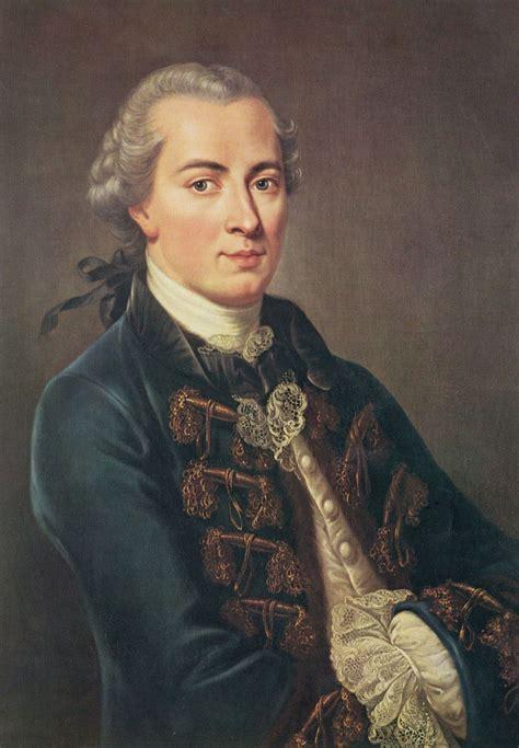 Immanuel Kant, máximo representante de la Ilustración ...