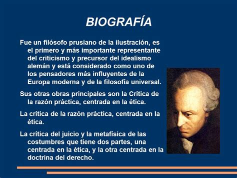 Immanuel Kant. - ppt video online descargar