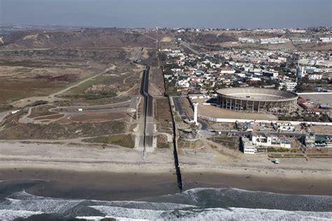 imperial beach california | Mexico Border at Imperial ...
