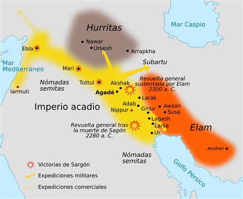 Imperio acadio   Wikipedia, la enciclopedia libre