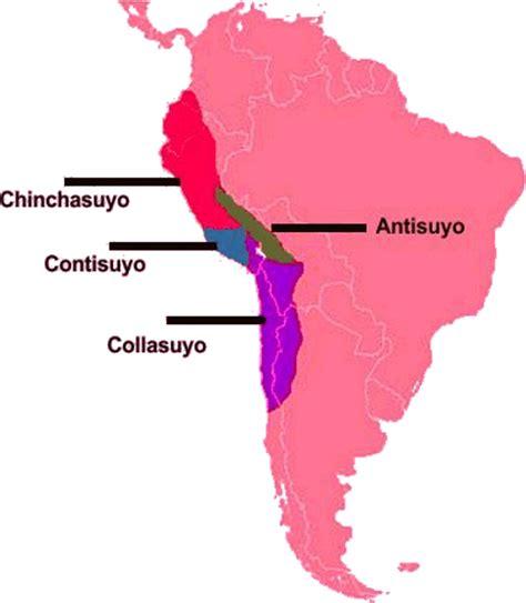 Imperio incaico llegó hasta Santiago