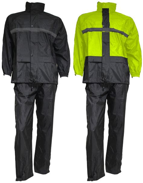 Impermeable Outlet Moto 2pc New