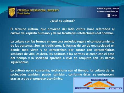 Importancia de la cultura de un país para el comercio ...