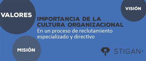Importancia de la cultura organizacional en el reclutamiento