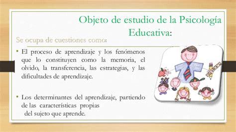 Importancia de la Psicologia Educativa
