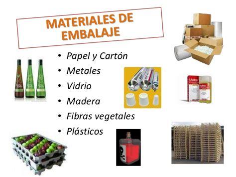 Importancia Del Envase Y Embalaje