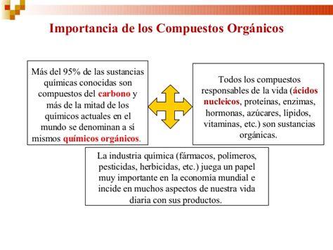 Importancia quimica organica grupo funcionales