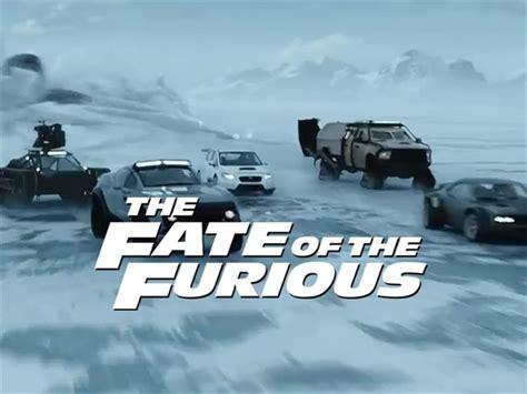 Impresionante trailer de Rápidos y Furiosos 8, Toretto se ...