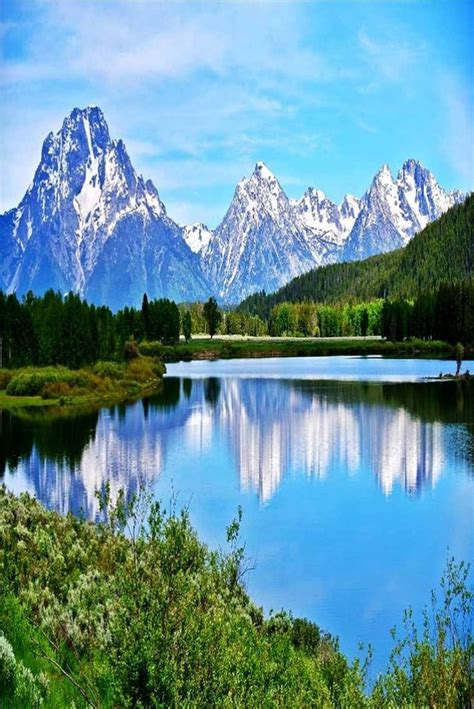 Impresionantes Imágenes De Paisajes Naturales   Imágenes ...