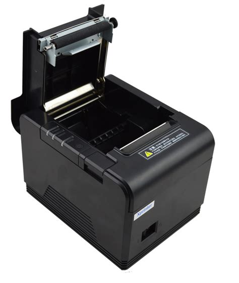 Impresora Térmica 80mm Autocorte Tipo Epson Trabajo Pesado ...