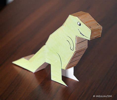 Imprime gratis 5 dinosaurios para niños   Pequeocio