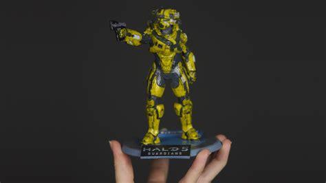 Imprime tus figuras personalizadas de Halo 5: Guardians ...